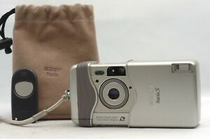 @ Ship in 24 Hrs @ Mint! @ Nikon Nuvis S APS Film Compact Camera 22.5-66mm Macro
