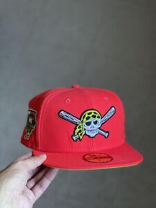 "Hat Club Exclusive New Era Pittsburgh Pirates 7 1/2 Volt ""High Voltage"""