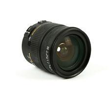 SIGMA DC 17-70mm f/2.8-4.0 OS HSM MACRO für Canon EF-S  -   gut, kleine AF Macke