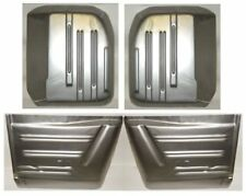 1959-1960 CHEVROLET FLOOR PANS FRONT AND REAR - MADE IN THE USA - 19 GAUGE