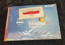 Sealed Microsoft Windows XP Professional Reinstallation CD Version 2002