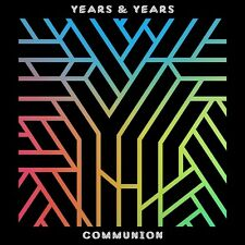 Communion by Years & Audio CD Discs 1 Electronica Gift UK SELLER