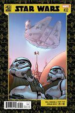 Star Wars #32 40th Anniversary Variant (2018) Marvel Comics
