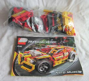 LEGO Racers 8146 Nitro Muscle  Technic