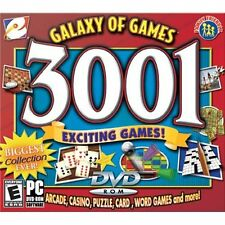 Galaxy of Games 3001 PC Game