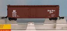 Micro Trains 13607, Spur Z, NKP 50´Standard Boxcar, für Märklin Miniclub