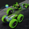 Double Side 360° Rotate Roll RC Stunt Car 4WD Remote Control 2.4Ghz Off-road Toy