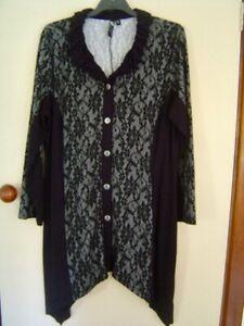 Quality Sue AS NEW!! SMART COSY TS 14+ TAKING SHAPE CARDI/JKT Plus size 18