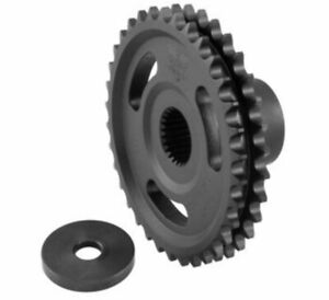 Harley Davidson Chain Compensator Eliminator 34 Tooth Sprocket 18+ Breakout M8