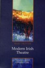 Polity Cultural History of Literature: Modern Irish Theatre 11 by Mary Trotter