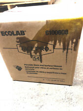(2 x 1.3L) EcoLab Facilipro 54  6100608 QC Peroxide Glass & Surface Cleaner