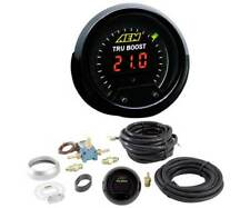 AEM Tru Boost 52mm Boost Controller Gauge 30-4350