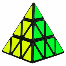 Genorth Triangle Pyramid Cube Puzzle Twist Toy