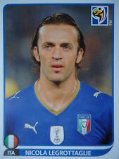 Panini 417 Nicola Legrottaglie Italien FIFA WM 2010 Südafrika