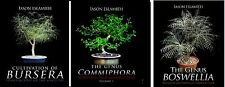 Book Set Special Hard Cover Books Boswellia, Bursera & The Genus Commiphora