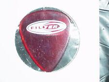 FILTER Rock Band Hey Man Nice Shot 1996-1997 RaRe Concert Tour Red GUITAR PICK