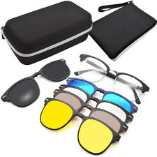 Running Polarized Sports Sunglasses With 5 Interchangeable Lens for Men Women