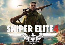 Sniper Elite 4 PC Steam KEY (REGION FREE/GLOBAL) FAST DELIVERY!