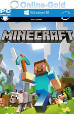 Minecraft Windows 10 Edition Key - PC Digital online Game Code [DE/EU/Weltweit]