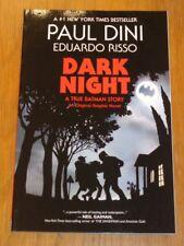 Dark Night A True Batman Story by Paul Dini Vertigo (Paperback)< 9781401271367