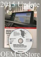 2007 2008 2009 2010 BMW X3 Navigation OEM DVD WEST Coast Map 2015 Update OEM