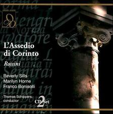 L'Assedio Di Corinto, G. Rossini, Good