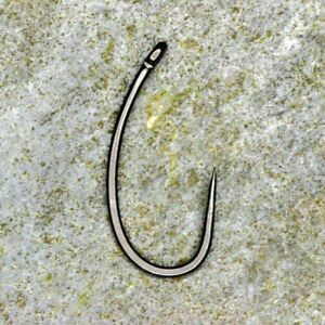 NEW Pallatrax Gripz CURVE SHANK Fishing Hooks - Not Barbed Or Barbless