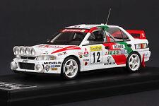 Lancer Evo II 1995 Monte Carlo Rally -- HPI #8546 1/43