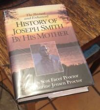 Revised/Enhanced HISTORY OF JOSEPH SMITH by his MOTHER 1998 LDS Free US Shipping