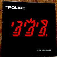 THE POLICE - GHOST IN THE MACHINE - VINYL LP 1981 AMLK 63730