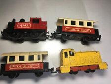 Matchbox Eisenbahn Superfast Lesney Zug Lok ! Passagier Waggon Rail Train