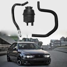 1 Set Power Steering Reservoir&Hose Kit For BMW E39 525i 528i 530i 328i X5 Z3 Z4