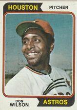 25x Tarjetas de base moderno Lote De Mlb Houston Astros béisbol al azar