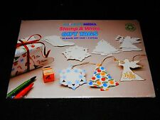 All Night Media - Stamp & Write Gift Tags- 24 Blank Gift Tags (4 Sytles) Nip