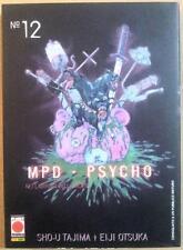 MPD PSYCHO 12 - RISTAMPA - PLANET MANGA - NUOVO