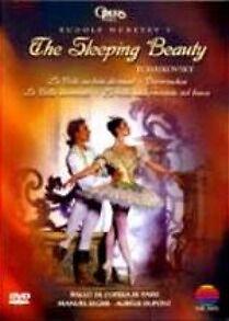 Sleeping Beauty DVD - Rudolf Nureyev - MULTI REGION 2 + 3 + 4 + 5 + 6 - RARE