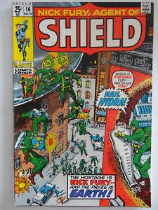 Nick Fury, Agent of SHIELD (vol. 1) #16