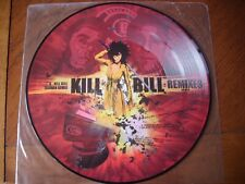"""kill bill remixes 12"""" vinyl picture disc drunken masters"""