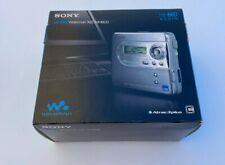 SONY HI-MD Walkman MZ-NH600 Atrac3plus - MiniDisc Recorder