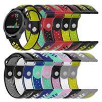 Replacement Silicone Watch Band Strap for Garmin Vivoactive3 VivomoveHR Vivomove