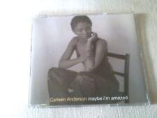 CARLEEN ANDERSON - MAYBE I'M AMAZED - UK CD SINGLE