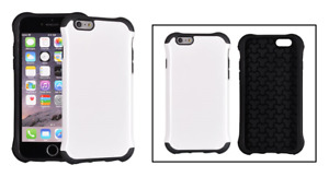 Protection Coque Arrière / Bumper Gel Silicone (Blanc) ~ Apple iPhone 6