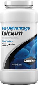Seachem Reef Advantage Calcium 500gr Maintains magnesium & strontium Marine Tank