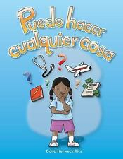 Puedo hacer cualquier cosa (I Can Be Anything) (Spanish Version)-ExLibrary