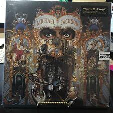 MICHAEL JACKSON DANGEROUS 2 VINYL LP 180 GRAM AUDIOPHILE