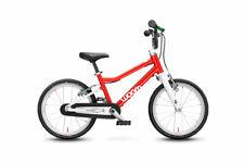 Sofortversand NEU 2021 WOOM 3 Kinderfahrrad 16 Zoll,rot ab 4 Jahre,5.4KG Fahrrad