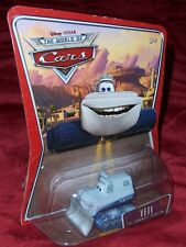 "Disney Pixar ""The World Of Cars"" Yeti The Abominable Snowplow, metal toy car"