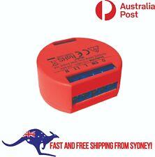 Shelly 1PM Wifi Relay Switch - Australian 12 Month Warranty