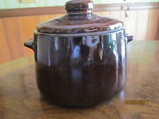 Vintage WEST BEND Bean Pot With Lid USA
