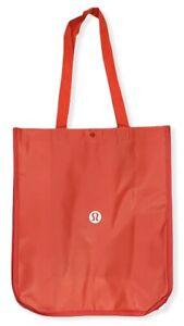 Lululemon Limited Edition Large Reusable Nylon Tote Carryall Bag